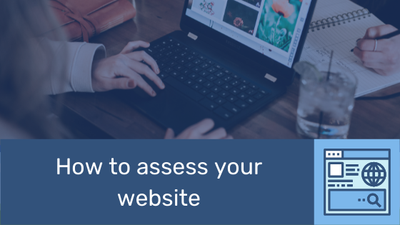 how to assess your website